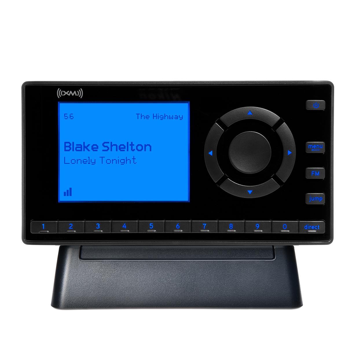 Radio only no accessories Sirius XM Edge Radio