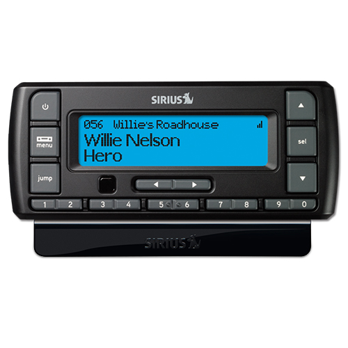 stratus 6 with vehicle kit - siriusxm support
