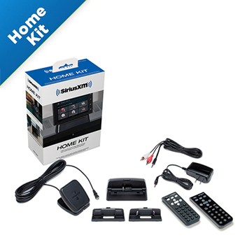 Shop SiriusXM - SiriusXM Dock & Play Home Kit (DH4) - ONE_SIZE-IMAGE01