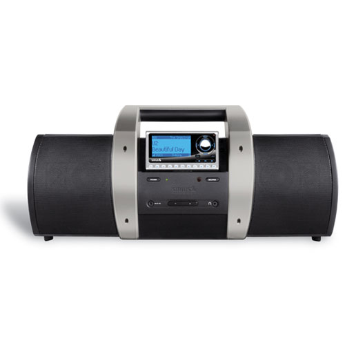 Shop SiriusXM - Dock & Play Boombox - ONE_SIZE-IMAGE01