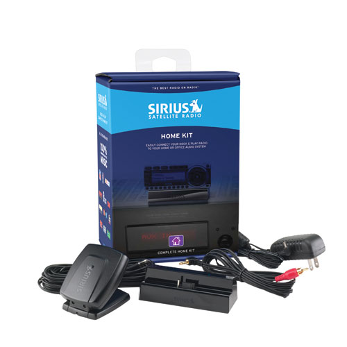 Shop SiriusXM - Sirius Dock & Play Home Kit - ONE_SIZE-IMAGE01