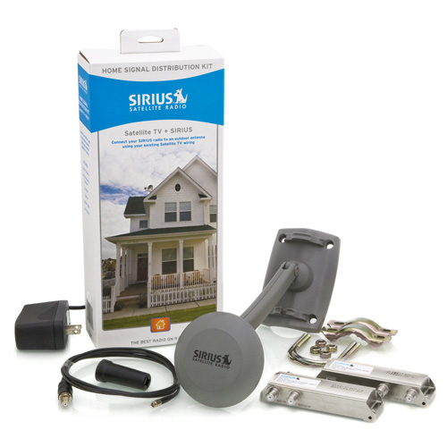 Shop SiriusXM - Home Signal Distribution Kit - Satellite TV & Sirius - ONE_SIZE-IMAGE01