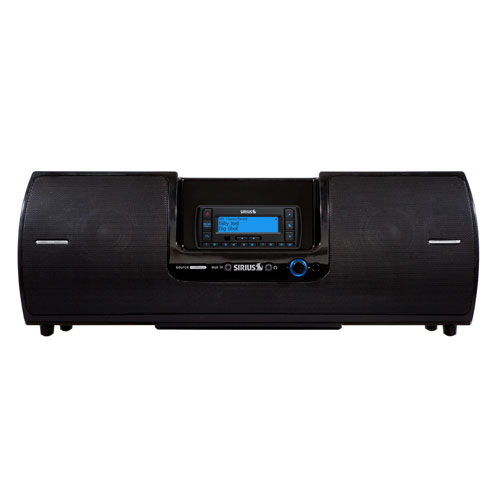 Shop SiriusXM - Speaker Dock Portable Audio System - ONE_SIZE-IMAGE01