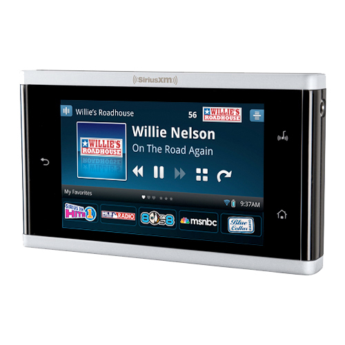 siriusxm lynx wi-fi enabled portable radio