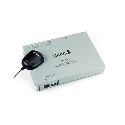 Shop SiriusXM - Clarion SIRCL1 Tuner - ONE_SIZE-IMAGE01