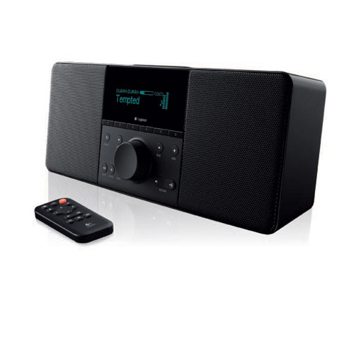 Shop SiriusXM - Logitech SqueezeboxTM Boom Network Music Player - ONE_SIZE-IMAGE01