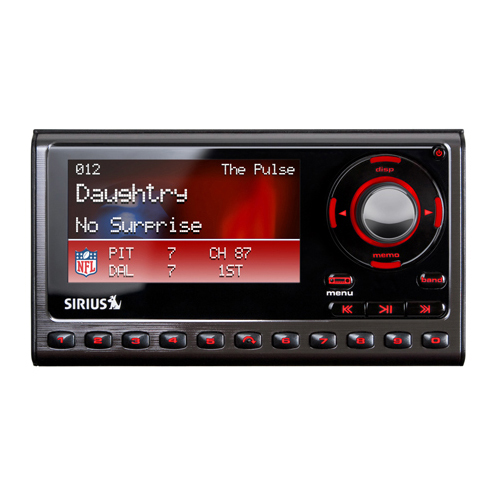 Shop SiriusXM - Sportster 5 Dock & Play Radio + PowerConnect Vehicle Kit - ONE_SIZE-IMAGE01