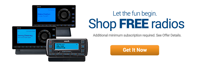 Our Exclusive Subscriber Offer Shop Free Radios Now