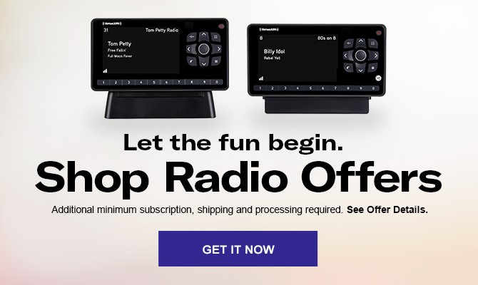 Shop Radio Offers